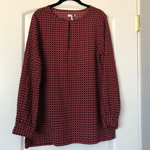 JOIE Red Tunic